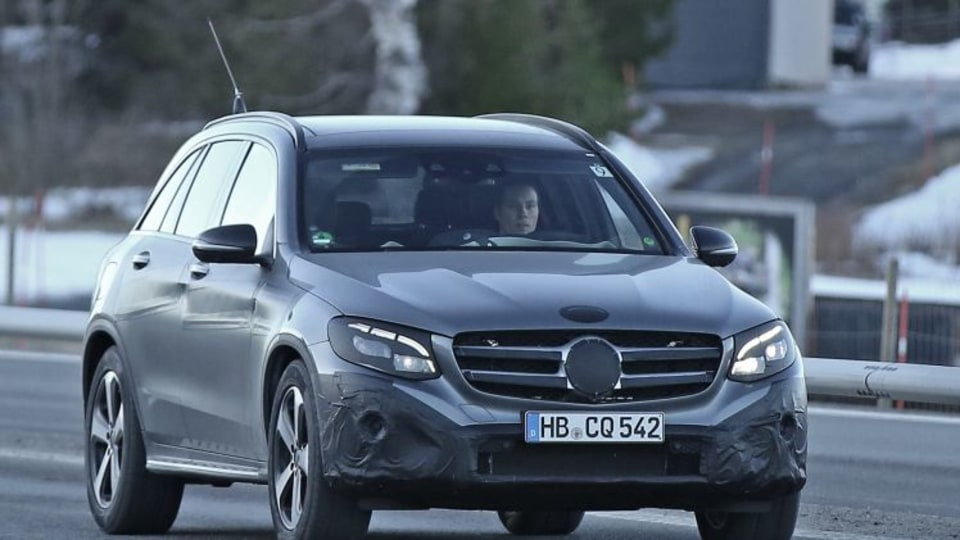 New cars spied this week