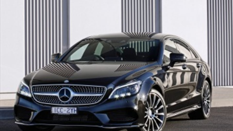 2014 Mercedes-Benz CLS 500
