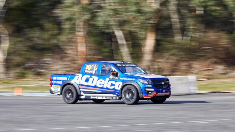 Holden ACDelco Colorado Superute