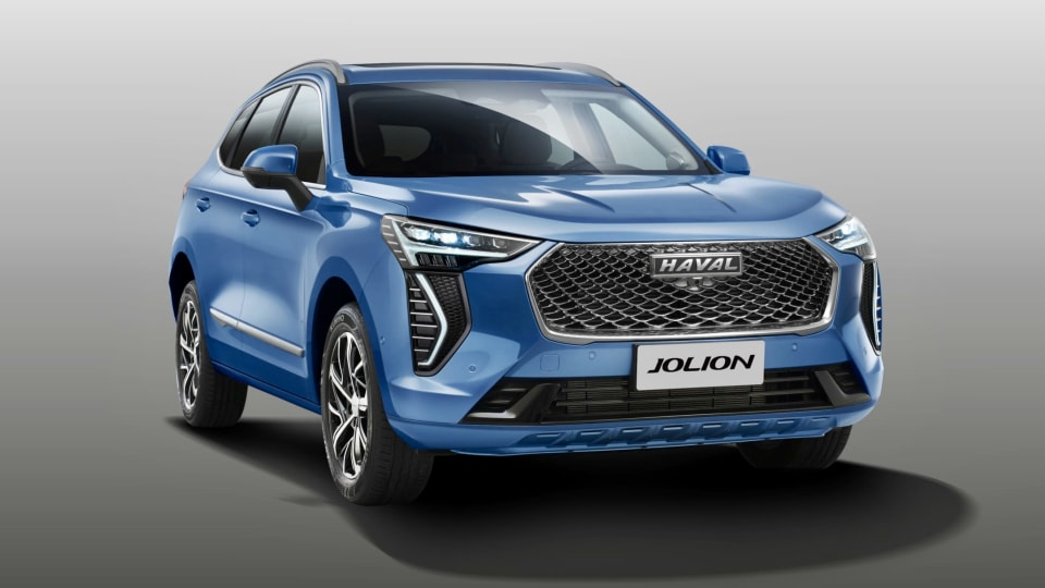 2021 Haval Jolion to replace H2 as the company's entry-level SUV