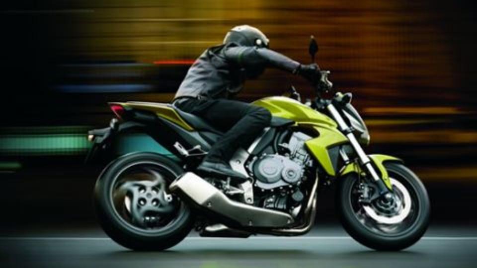 2009 Honda CB1000R Naked Arrives