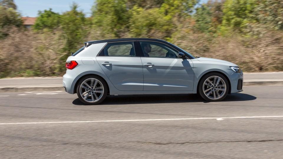 2019 Audi A1 35TFSI review-1