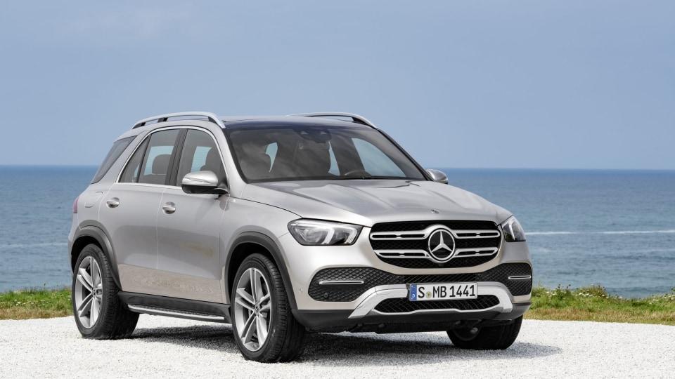 Mercedes-Benz GLE Revealed
