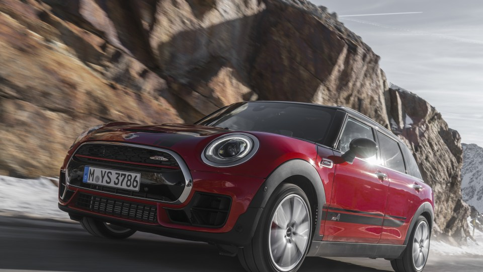 Mini has given its Clubman a mid-year update.