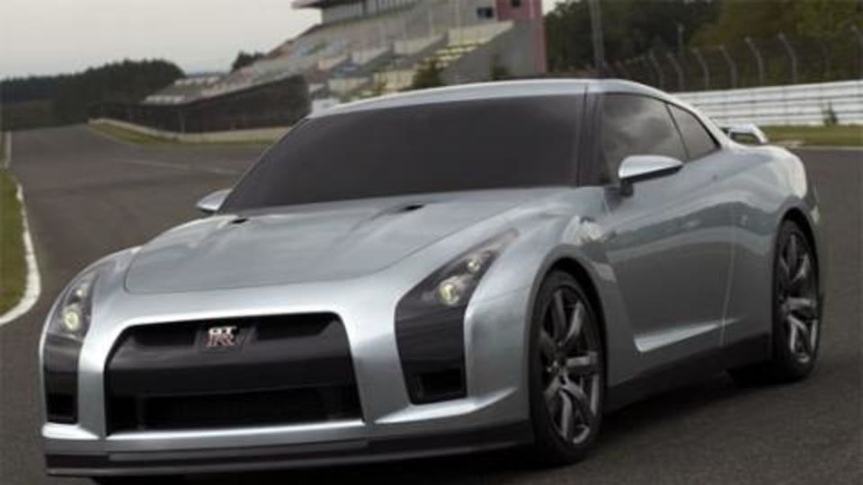2008 Nissan GTR Engine and Pricing Details Emerge
