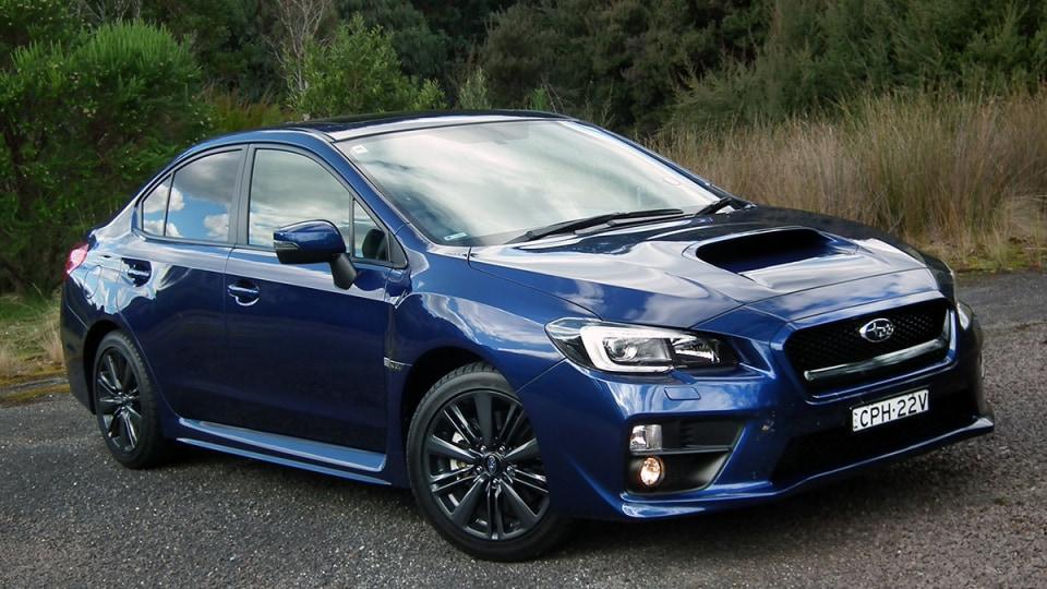2014 Subaru WRX Review: Premium Lineartronic CVT Auto