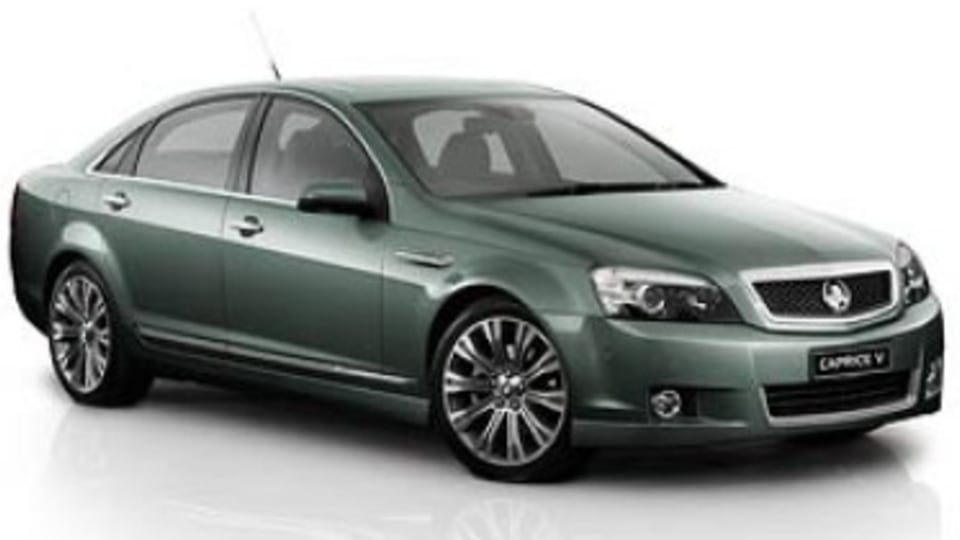 First drive review: Holden WN Caprice V