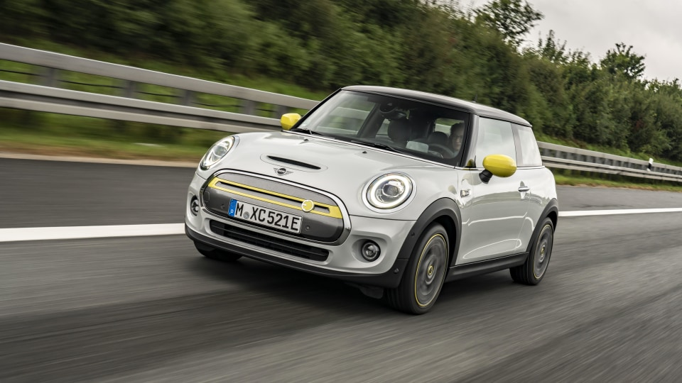 MINI to create electric vehicle family