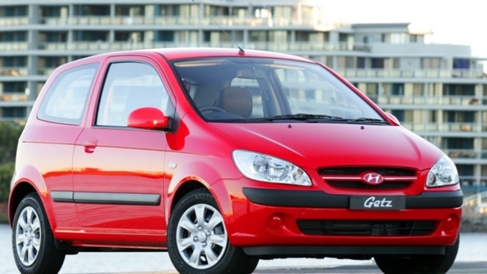 Stock of Hyundai's Getz will run out in two months.