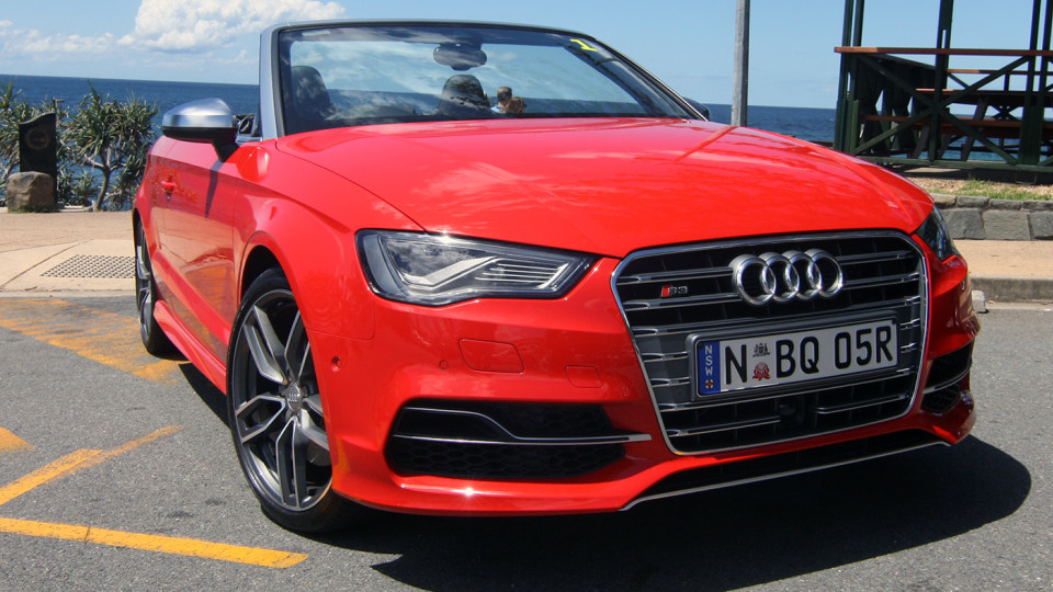 Audi S3 Cabriolet Review: 2014 Launch Drive