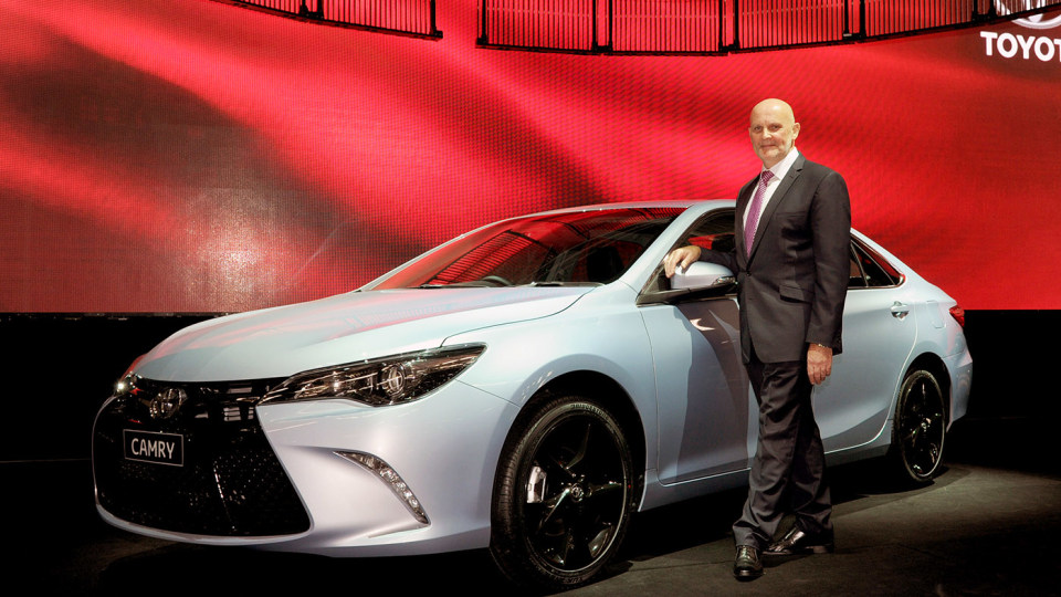 New Car Sales 2015 | Toyota Triumphs In A Record Year - Camry Tops December Charts