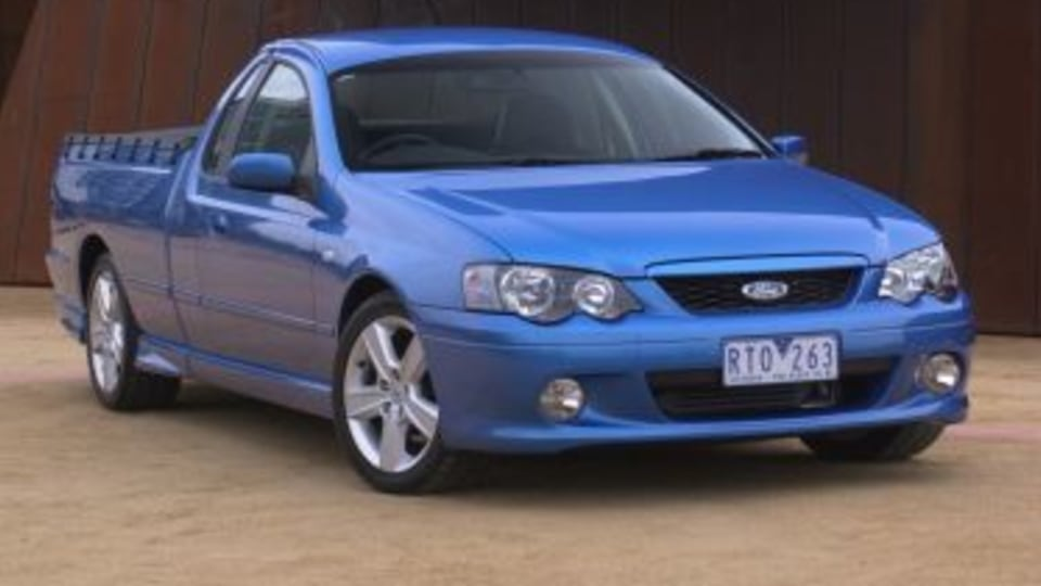 1999-2006 Ford Falcon Ute used car review