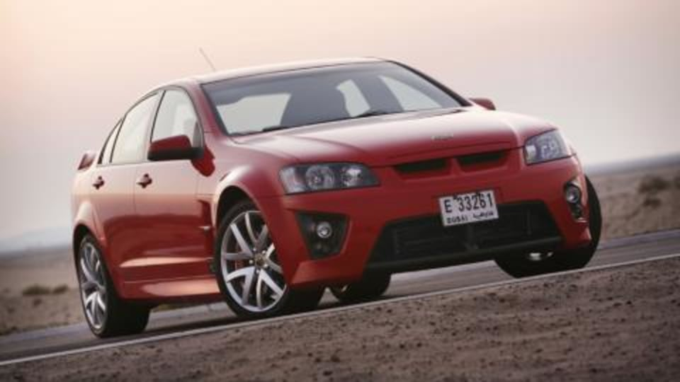 Chevrolet Special Vehicles established in the Middle East