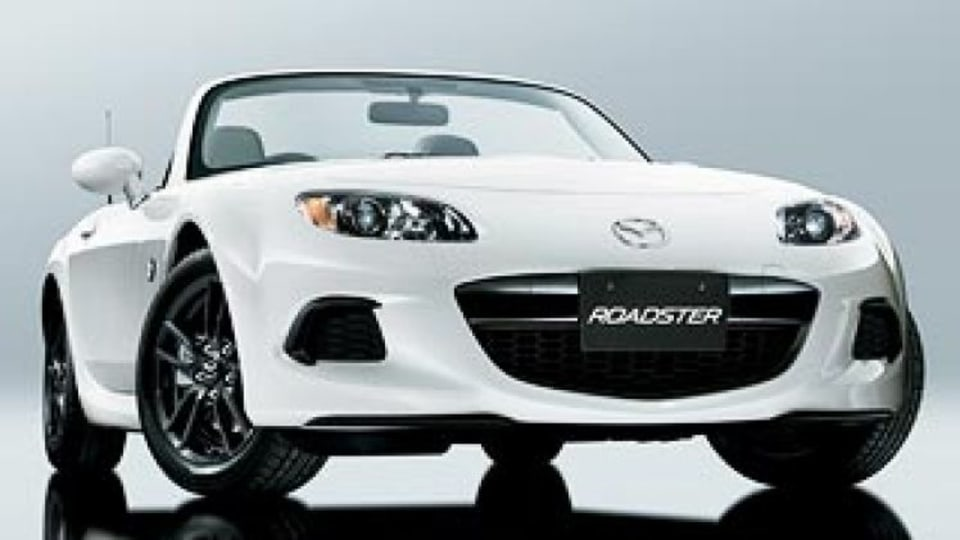 Mazda upgrades MX-5