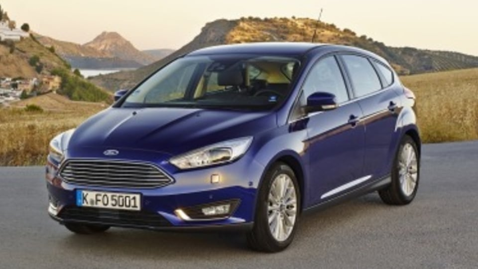 Ford gives Focus (Eco)Boost