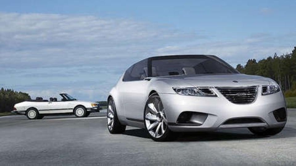 Saab Reveals 9X Air Concept Ahead Of Paris Debut