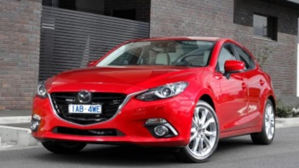 Mazda3 SP25 hatch