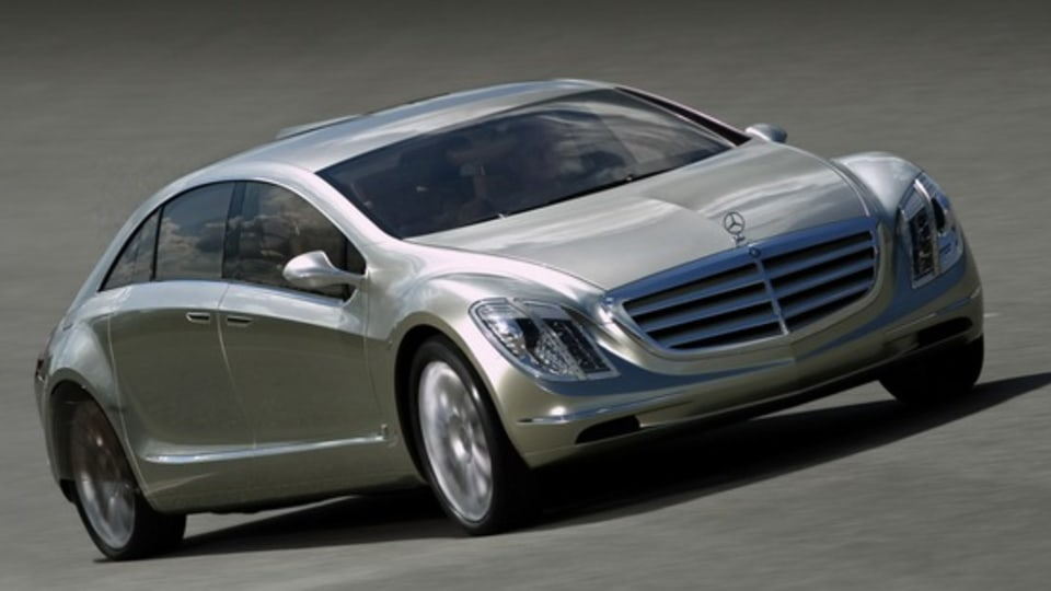 Mercedes Detroit Concept To Preview New Styling Direction