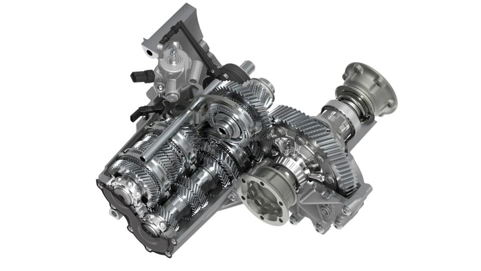 Volkswagen reveals more efficient manual transmission