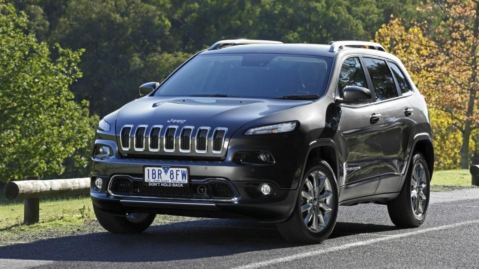 2014 Jeep Cherokee recalled