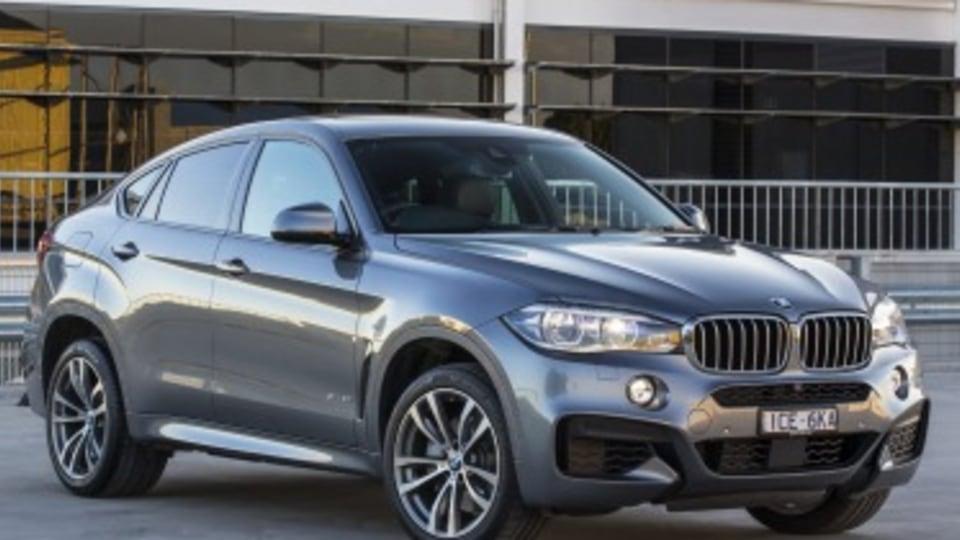 BMW X6 xDrive30d new car review