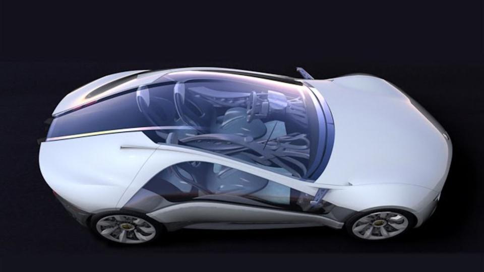 2010 Alfa Romeo Bertone Pandion Concept