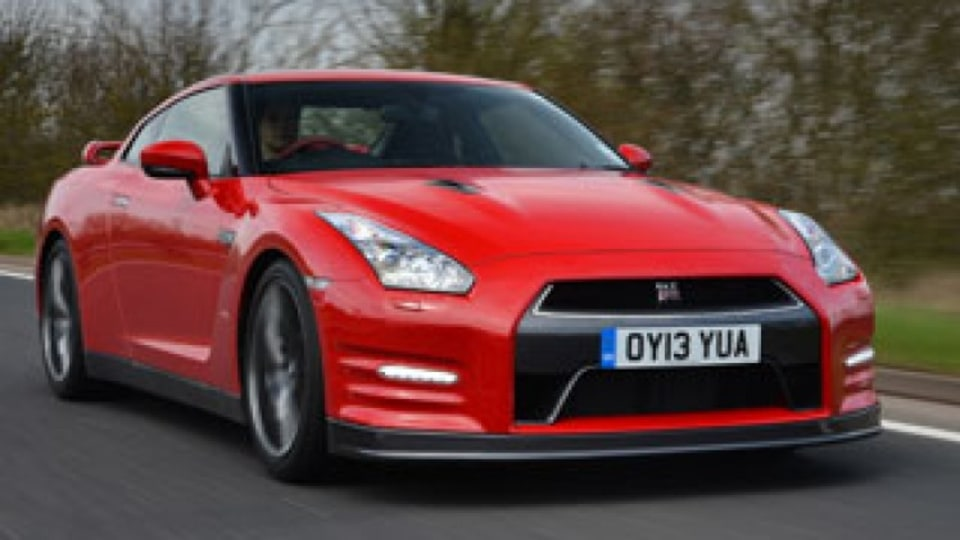2015 Nissan GT-R Hybrid confirmed