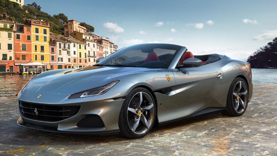 2021 Ferrari Portofino M revealed: Entry-level convertible gains power boost