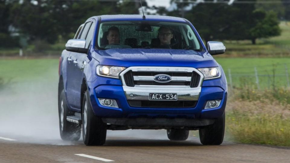 Ford has added extra equipment to its Ranger ute.