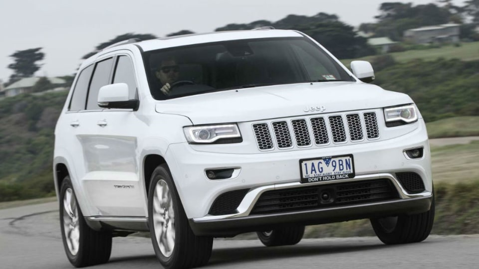 Recalls: Jeep Grand Cherokee & Wrangler, Tata, Holden Cruze & More