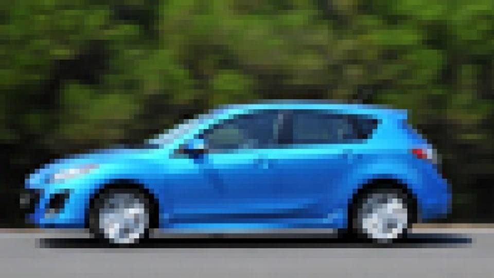 Mazda3 SP25