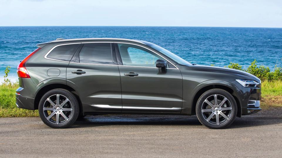 Luxury SUV comparison: Volvo XC60.