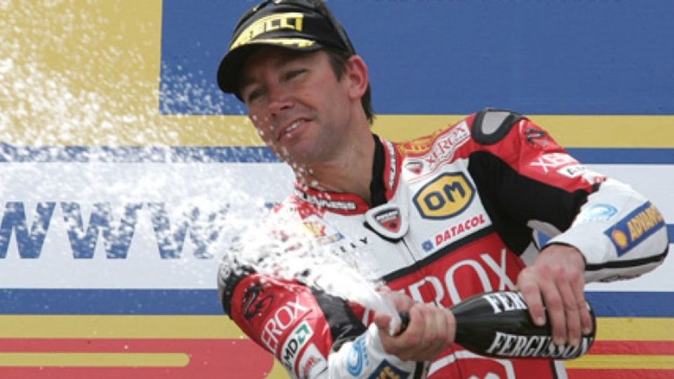 Troy Bayliss. Picture: Getty Images