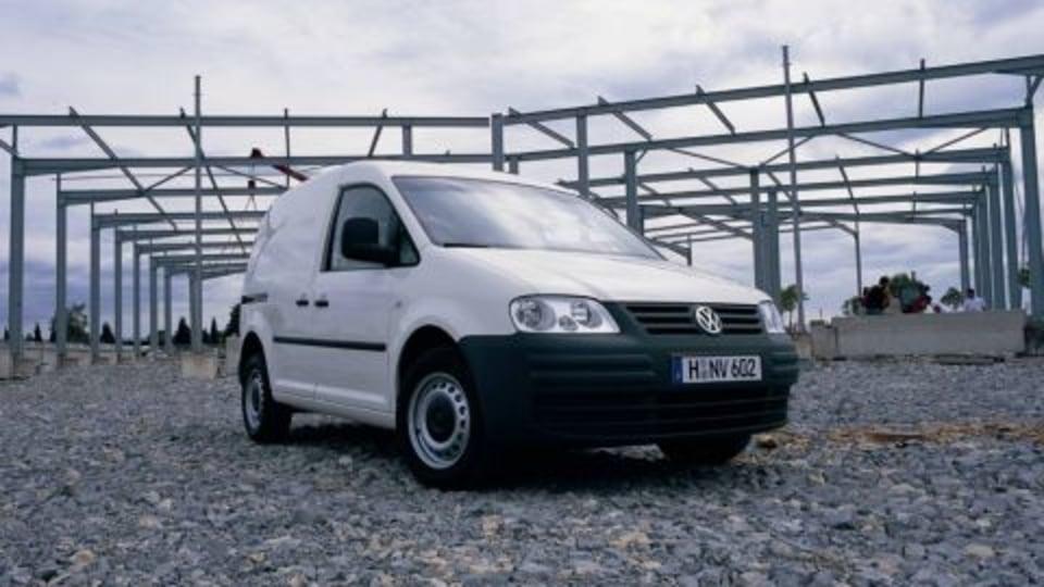 Volkswagen Caddy Van Achieves Four-Star ANCAP Rating