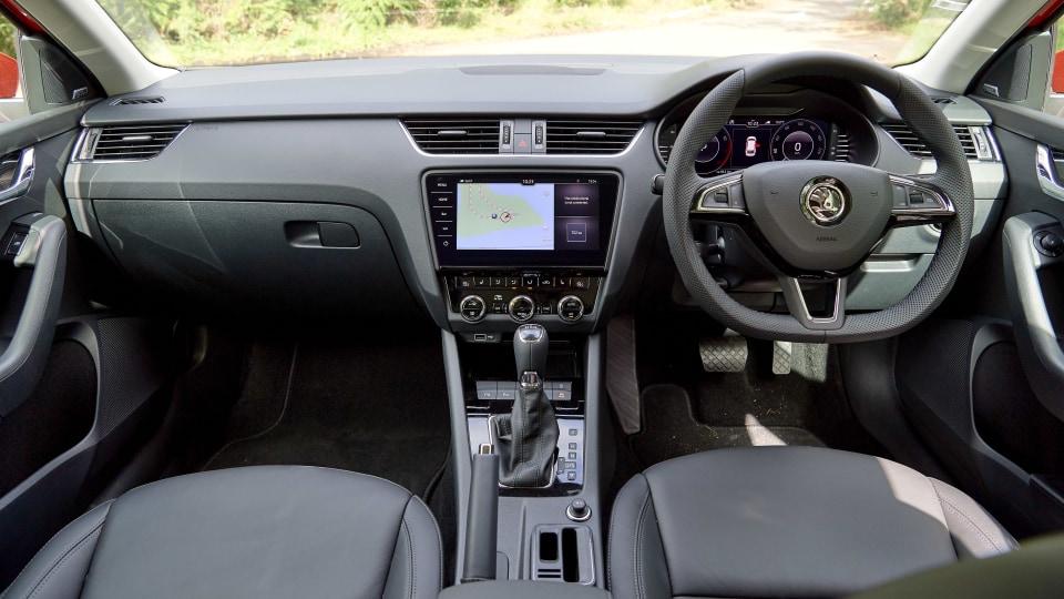 2019 Skoda Octavia 110TSI Wagon review-0