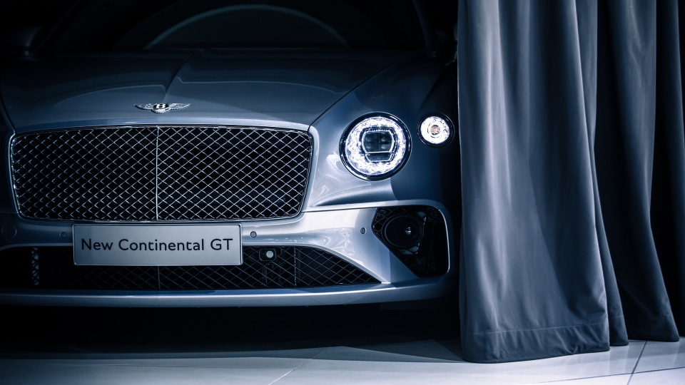 Bentley revealed its third-generation Continental GT at the 2017 Frankfurt motor show