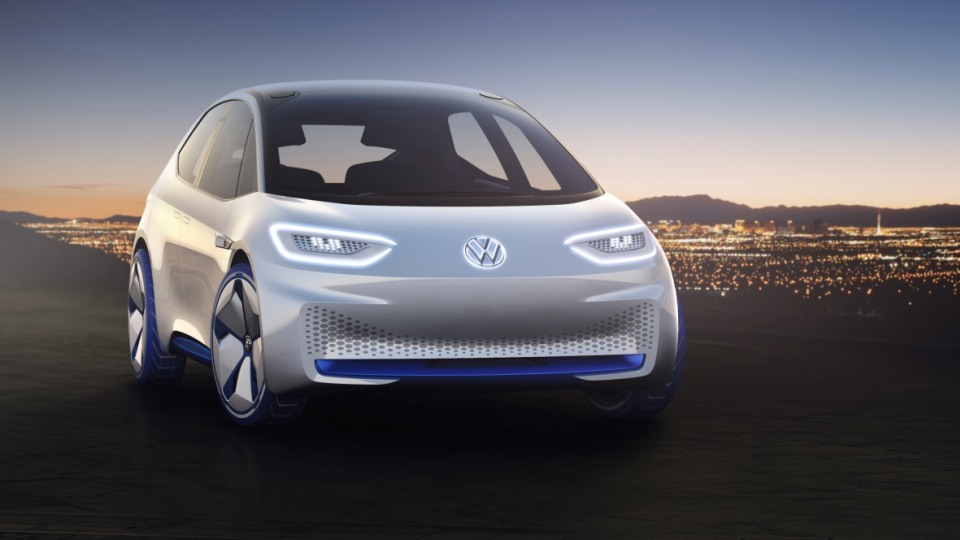 Volkswagen approves new sub-$35,000 electric people's car