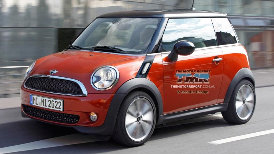 MINI To Bring Even Smaller MINI Concept To Geneva In 2011: Report