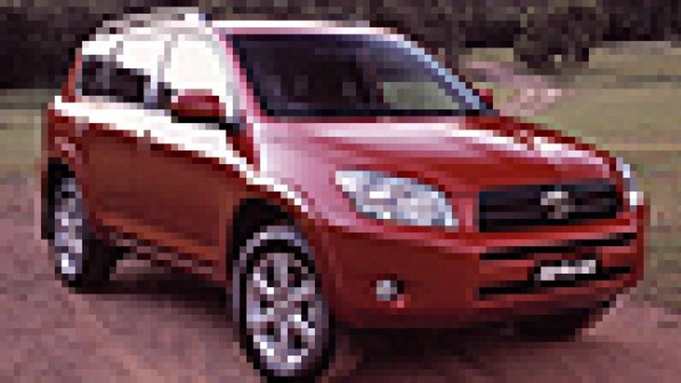 Used car review: Toyota RAV4 2006-08
