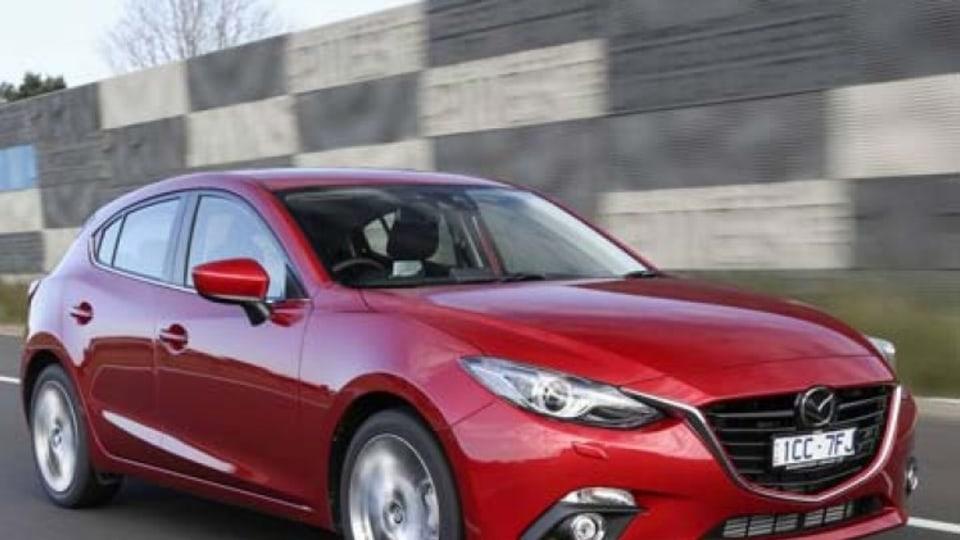 Mazda3 XD