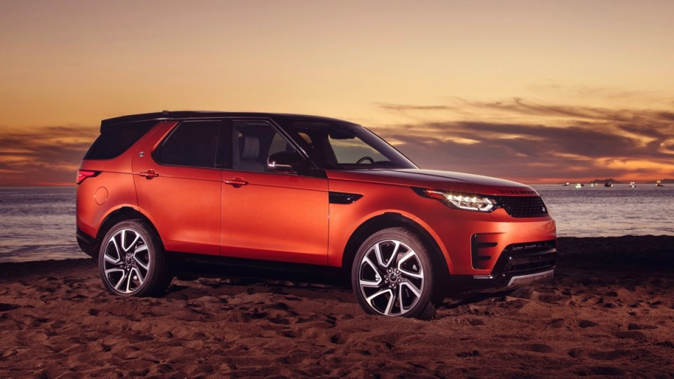 UK loses Land Rover Discovery and three-door Evoque