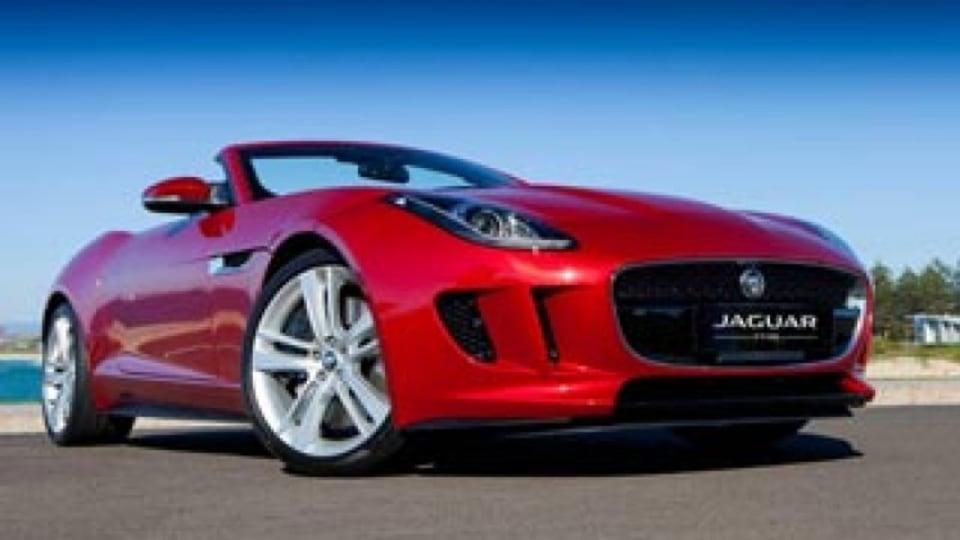 Luxury car sales spike