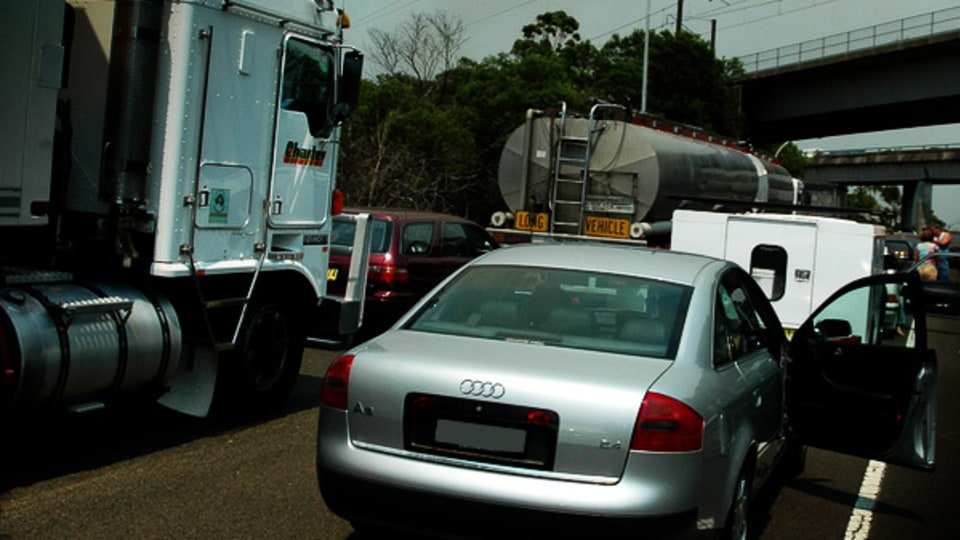 NSW Government Under Fire After Accident Causes 12-Hour F3 Freeway Delay