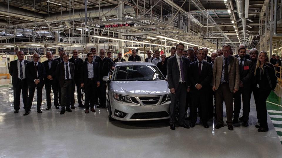 Saab To Restart 9-3 Sedan Production This Week: Report
