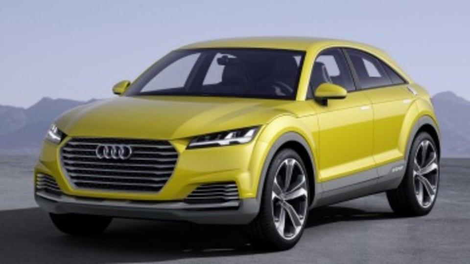 Audi eyes expanded SUV range