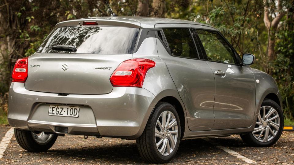 2020 Suzuki Swift Series II GL Navigator Plus review-0