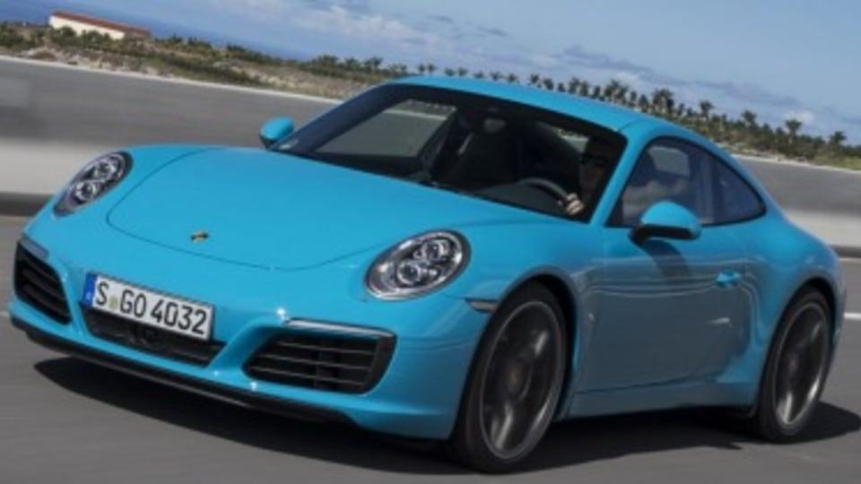Porsche won't build EV 911? yet