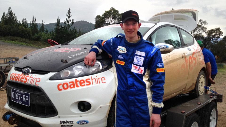 INTERVIEW: UK's Elfyn Evans Ready For 2013 Australian Rally Championship