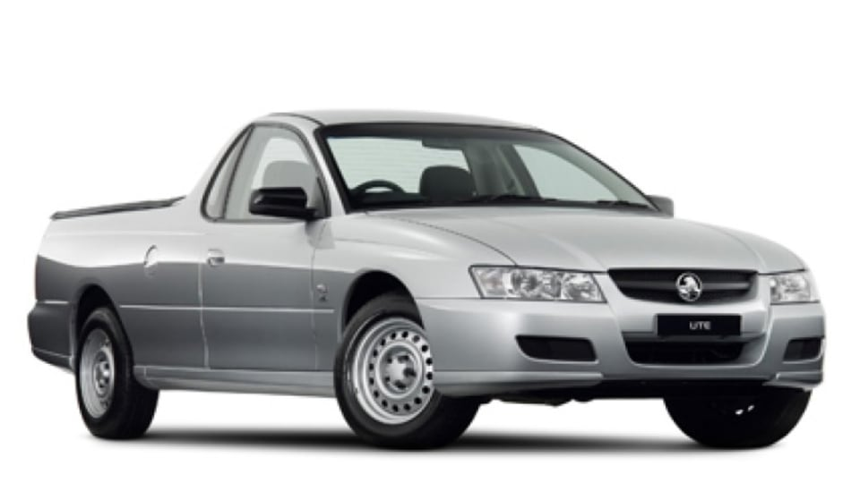 Holden's current VZ-based Commodore ute is in run-out and there are some good savings.