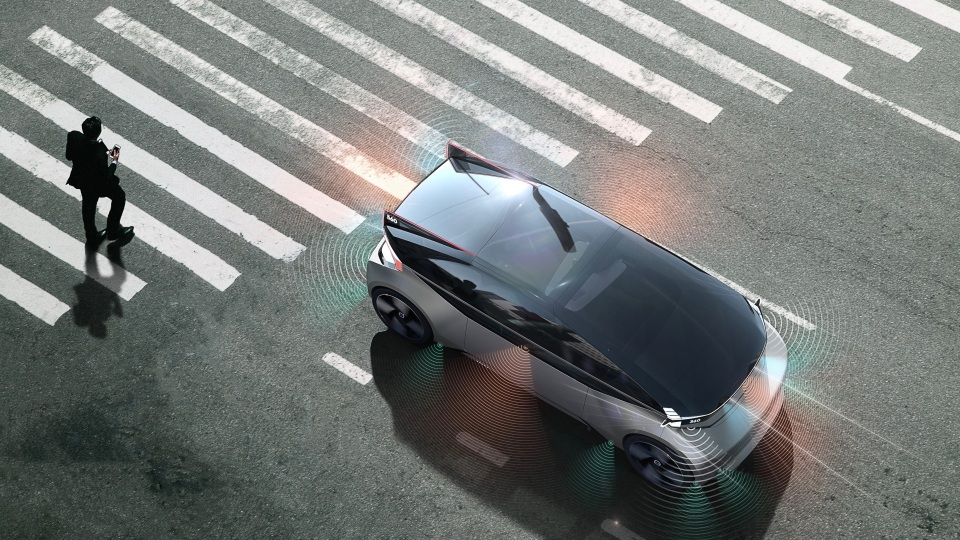 Volvo's vision for autonomous travel.